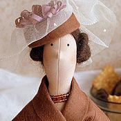 Куклы и игрушки ручной работы. Ярмарка Мастеров - ручная работа Горячий шоколад. Handmade.