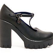 Обувь ручной работы. Ярмарка Мастеров - ручная работа Туфли Luna. Handmade.
