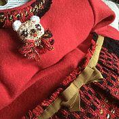 Работы для детей, ручной работы. Ярмарка Мастеров - ручная работа Платье ПЛТ 1030. Handmade.