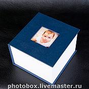 Сувениры и подарки ручной работы. Ярмарка Мастеров - ручная работа коробка для хранения фотографий. Handmade.