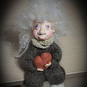 Куклы и игрушки ручной работы. Ярмарка Мастеров - ручная работа Парочка для Елены. Handmade.