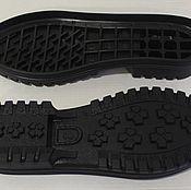Материалы для творчества handmade. Livemaster - original item Women`s Shoe sole