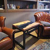 Для дома и интерьера handmade. Livemaster - original item Coffee table in solid cedar Graceful. Handmade.
