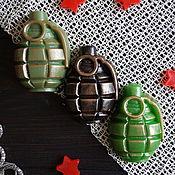 Косметика ручной работы handmade. Livemaster - original item Grenade (grenade). Handmade.
