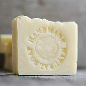 Косметика ручной работы handmade. Livemaster - original item Natural soap from scratch Purity. Handmade.