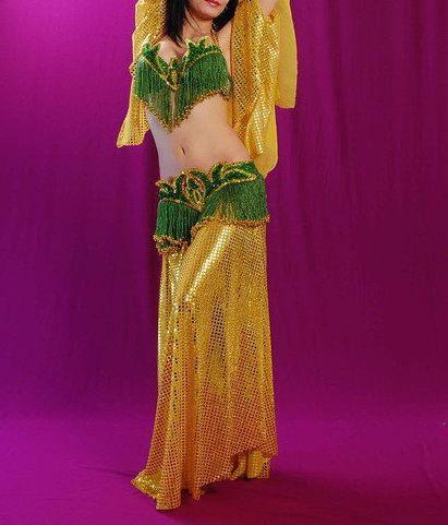 Танцевальные костюмы ручной работы. Ярмарка Мастеров - ручная работа. Купить Костюм для танца живота. Handmade. Танец живота