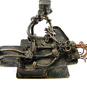 Сувениры и подарки handmade. Livemaster - original item Dentist-orthodontist. Handmade.