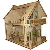 Куклы и игрушки handmade. Livemaster - original item The doll`s house