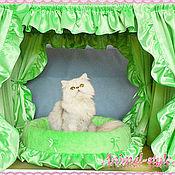 """Для домашних животных, ручной работы. Ярмарка Мастеров - ручная работа """"Неоновое шоу"""" Оформление выставочной палатки. Handmade."""