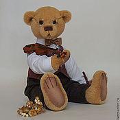 Куклы и игрушки ручной работы. Ярмарка Мастеров - ручная работа Скрипач. Handmade.