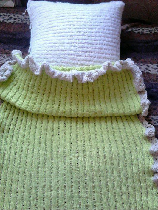 Для новорожденных, ручной работы. Ярмарка Мастеров - ручная работа. Купить Одеяло детское. Handmade. Одеяло детское, одеяло для новорожденного