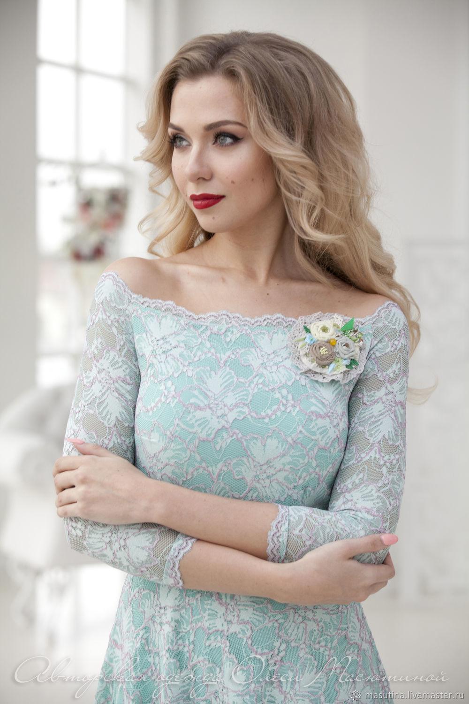 Dress 'Mint ice cream', Dresses, St. Petersburg,  Фото №1