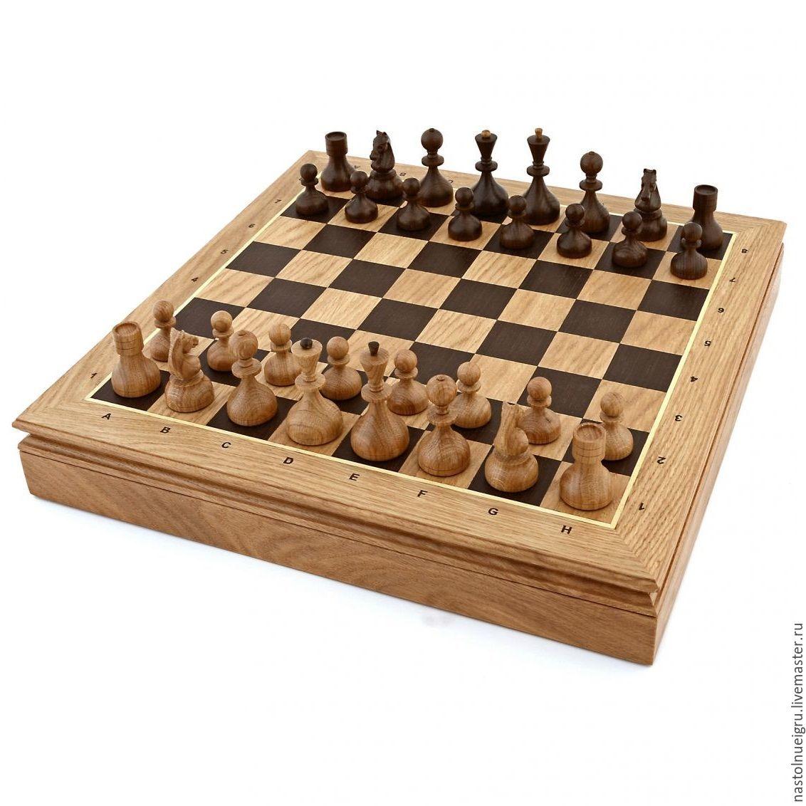 купить шахматные фигуры ручной работы