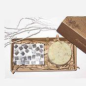"""Косметика ручной работы. Ярмарка Мастеров - ручная работа Набор мыла """"Для Вас"""". Handmade."""