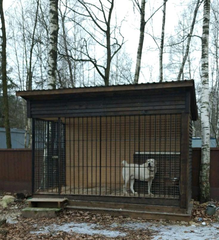 Вольер для собак по вашим размерам, Вольеры, Москва,  Фото №1
