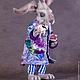 """Сказочные персонажи ручной работы. Мартовский Заяц (из """"Алисы в стране чудес""""). Жанна Бугрова. Ярмарка Мастеров. Валяние из шерсти"""