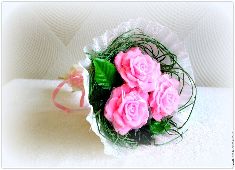 Цветы ручной работы - Самое интересное в блогах