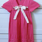 """Работы для детей, ручной работы. Ярмарка Мастеров - ручная работа Платье для девочки """"Тюльпаны"""". Handmade."""