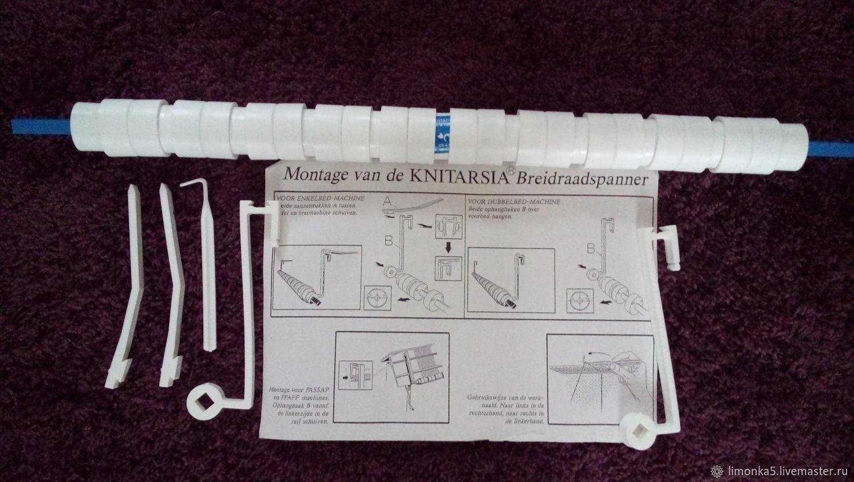 Катушка интарсии, Инструменты для вязания, Утрехт,  Фото №1