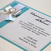 Свадебный салон ручной работы. Ярмарка Мастеров - ручная работа Сертификат подарочный Тиффани. Handmade.
