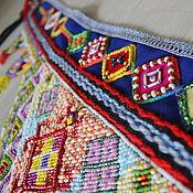 Аксессуары handmade. Livemaster - original item Ethnic belt