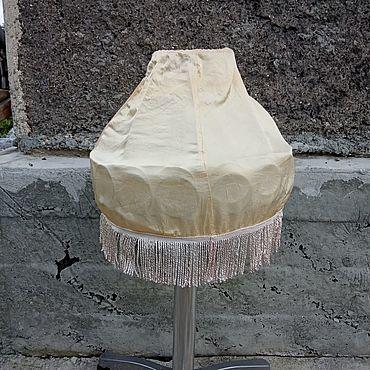 Vintage handmade. Livemaster - original item THE LARGE LAMPSHADE FRAME LAMPSHADE OF THE USSR. Handmade.