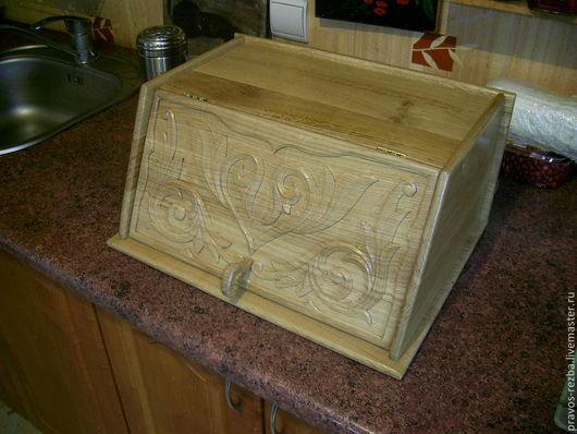 Кухня ручной работы. Ярмарка Мастеров - ручная работа. Купить Хлебница. Handmade. Лучшие хлебницы, деревянная хлебница, хлебница цена