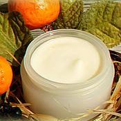 Косметика ручной работы handmade. Livemaster - original item The cream - fluid for combination skin Aloe and green tea. Handmade.