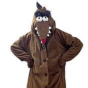Одежда handmade. Livemaster - original item Beaver Degget Kigurumi - Angry Beavers - Nickelodeon - Custom Handmade. Handmade.