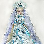 Куклы и игрушки handmade. Livemaster - original item Sea Princess volkhova - fairy porcelain doll. Handmade.