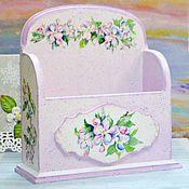 Для дома и интерьера ручной работы. Ярмарка Мастеров - ручная работа Мини-бюро. Яблоневый цвет. Handmade.