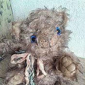 """Куклы и игрушки ручной работы. Ярмарка Мастеров - ручная работа Тедди котенок """" Черничное варенье"""". Handmade."""