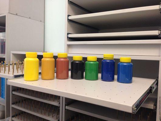 Другие виды рукоделия ручной работы. Ярмарка Мастеров - ручная работа. Купить Матовая краска для кожи KENDA FARBEN Orly SL Opaco (150 ml). Handmade.
