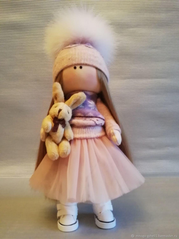 Интерьерная кукла ручной работы, Куклы Reborn, Москва,  Фото №1