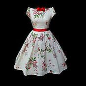 """Одежда ручной работы. Ярмарка Мастеров - ручная работа Платье """"Рафаэль"""". Handmade."""