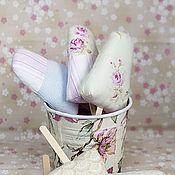 Куклы и игрушки ручной работы. Ярмарка Мастеров - ручная работа Эскимо-мороженое Тильда. Handmade.