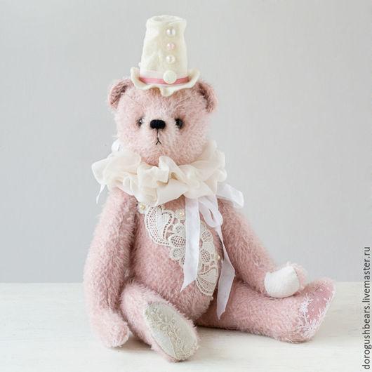 Мишки Тедди ручной работы. Ярмарка Мастеров - ручная работа. Купить Jean (Жан). Handmade. Мохер, антикварное кружево, коллекция