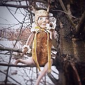 Куклы и игрушки ручной работы. Ярмарка Мастеров - ручная работа Дочь фавна. Кукла коллекционная.. Handmade.
