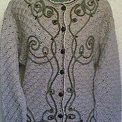 """Одежда ручной работы. Ярмарка Мастеров - ручная работа Жакет """"Виньетка"""". Handmade."""