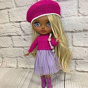 Одежда для кукол ручной работы. Ярмарка Мастеров - ручная работа Одежда для блайз ( blythe). Handmade.