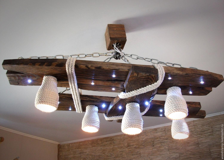 люстры и светильники для деревянного дома фото тебя