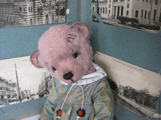 Мишки Тедди ручной работы. Ярмарка Мастеров - ручная работа. Купить Мишка Маня. Handmade. Розовый, подарок на любой случай
