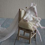 Куклы и игрушки ручной работы. Ярмарка Мастеров - ручная работа Я в замке король. Handmade.