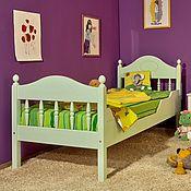Кровати ручной работы. Ярмарка Мастеров - ручная работа Кровати: Детская кровать Фрея. Handmade.