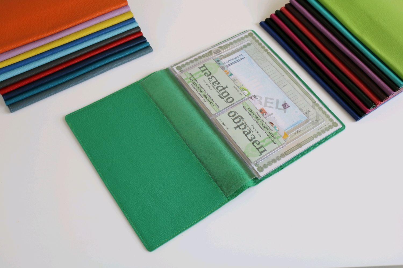 A4 document organizer green, Folder, Moscow,  Фото №1
