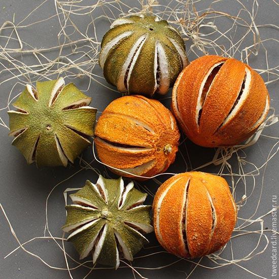 Как сделать засушенные апельсины для декора 148