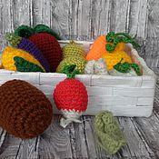 Куклы и игрушки ручной работы. Ярмарка Мастеров - ручная работа Ого-огород. Handmade.