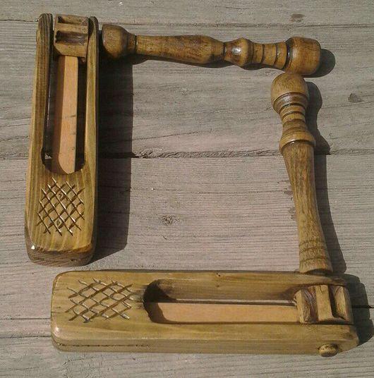 Ударные инструменты ручной работы. Ярмарка Мастеров - ручная работа. Купить Круговая трещетка. Handmade. Трещетка, дерево
