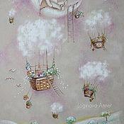 Картины и панно ручной работы. Ярмарка Мастеров - ручная работа Dreams.... Handmade.