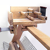 Loom handmade. Livemaster - original item Mechanism of the threads tension. Handmade.